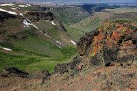 Steens Mountain in Summer