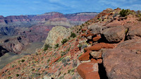 View from the South Kaibab trail.