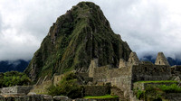 Ruins and Huayna Picchu